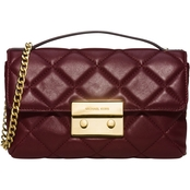 Michael Kors Sloan Small Quilted Messenger