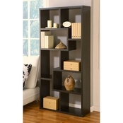 Furniture of America Vertical Display Cabinet