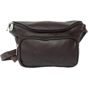 Piel Leather Large Classic Waist Bag