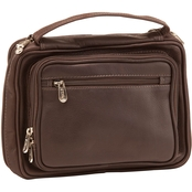 Piel Leather Multi-Use Tablet Carry All Bag