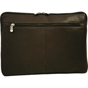 Piel Leather 13-in. Zip Laptop Sleeve