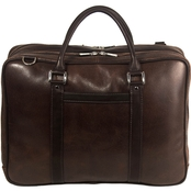 Piel Leather Vintage Laptop Brief