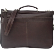Piel Leather Double Executive Computer Bag