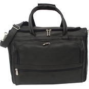 Piel Leather Computer Carry All Bag