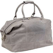 Piel Leather Large Classic Satchel Carry On Bag