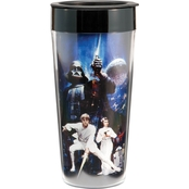 Star Wars 16 Oz. Plastic Travel Cup
