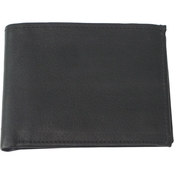 Piel Leather Bifold Wallet