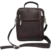 Piel Leather Radio/Video/Camera Bag