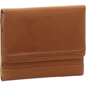 Piel Leather iPad Air Envelope Case/Stand