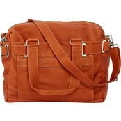 Piel Leather Slim Carry On Bag
