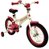Kettler 16 in. Verso Starlet Bicycle
