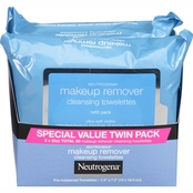 Neutrogena Makeup Remover Cleansing Towelettes Refill 2-Pack