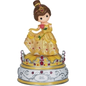 Precious Moments Beauty & The Beast Musical Figurine