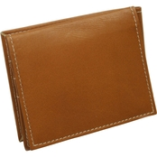 Piel Leather Deluxe Bifold Money Clip
