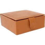 Piel Leather Small Leather Gift Box