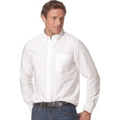 Chaps Big & Tall Oxford Sport Shirt
