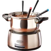 Nostalgia Electrics Fondue Pot