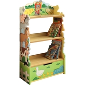 Fantasy Fields Happy Farm Barn Bookcase
