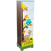 Fantasy Fields Happy Enchanted Woodland Drawer Cabinet