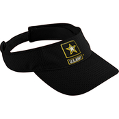 Sayre Embroidered Army Logo Visor