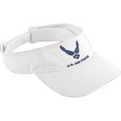 Sayre Embroidered Air Force Logo Visor