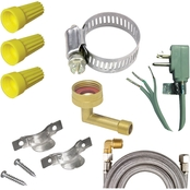 Certified Appliance Dishwasher Installation Kit