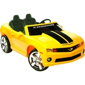 Kid Motorz 12V Chevrolet Racing Camaro