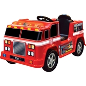 National Products Kid Motorz 6V Fire Engine