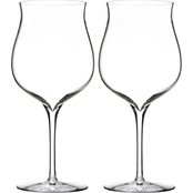 Waterford Elegance 2 pc. Burgundy Glass Set