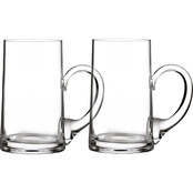 Waterford Elegance 2 pc. Beer Mug Set