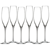 Waterford Elegance 6 pc. Classic Champagne Toasting Flute Set