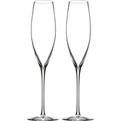 Waterford Elegance 2 pc. Champagne Flute Set