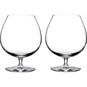 Waterford Elegance 2 pc. Brandy Glass Set