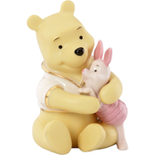Lenox Disney's Bear Hug for Piglet Figurine