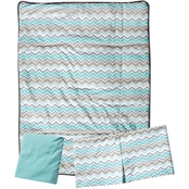 Trend Lab Seashore Waves 3 pc. Crib Bedding Set