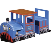 Teamson Kids Trains & Trucks Train Writing Desk