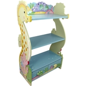 Fantasy Fields Under the Sea Bookcase