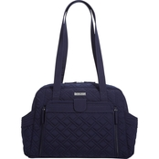 Vera Bradley Stroll Around Baby Bag in Classic Navy