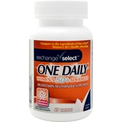 Exchange Select One Daily Women's 50+ Multivitamin Multimineral Tablet, 65 Ct.