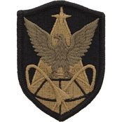 Army Patch First Space Brigade Subdued (OCP)