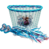 Bell Sports Disney Frozen Accessory Pack Basket and Streamers