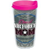 Tervis Tumblers Proud Air Force Mom 16 oz. Wrap Tumbler