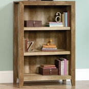 Sauder Dakota Pass 3 Shelf Bookcase