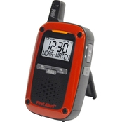 First Alert Portable Weather Radio with S.A.M.E.