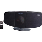 Jensen Wall Mountable Bluetooth Music System with CD