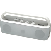 Jensen Bluetooth Portable Wireless Stereo Speaker with NFC