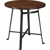 Ashley Challiman Round Dining Room Pub Table