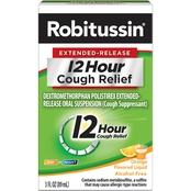 Robitussin 12HR Relief 3 oz.