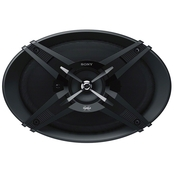 Sony XS-FB6930 6 x 9 In. 3-Way Coaxial Speakers 2 Pc.