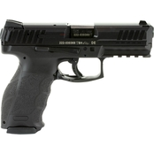 HK VP40 40 S&W 4.09 in. Barrel 13 Rds 2-Mags Pistol Black